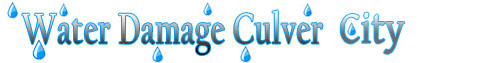 Water Damage Culver City
